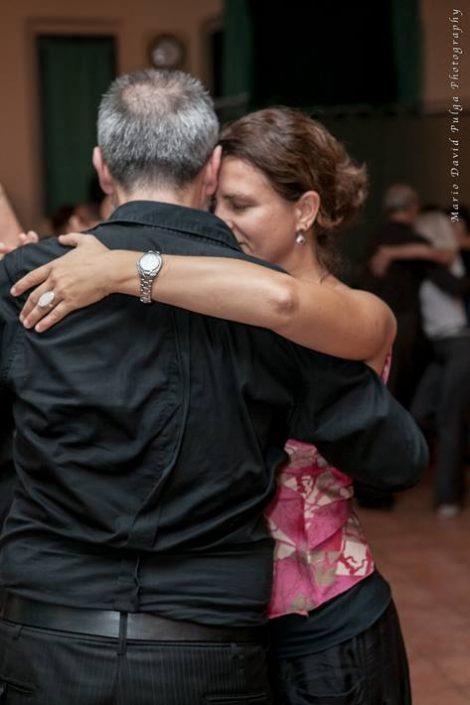 Grazia Tartari e il Collettivo Tango