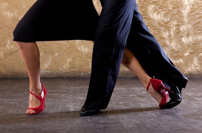 Sistema Cruzado nel Tango