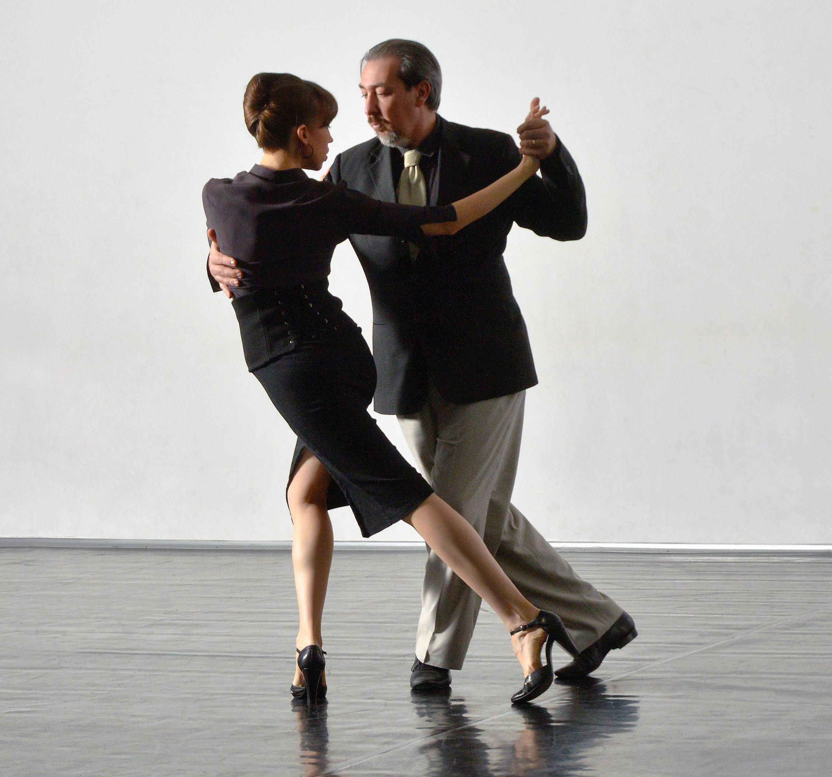 Tango milonguero y salòn