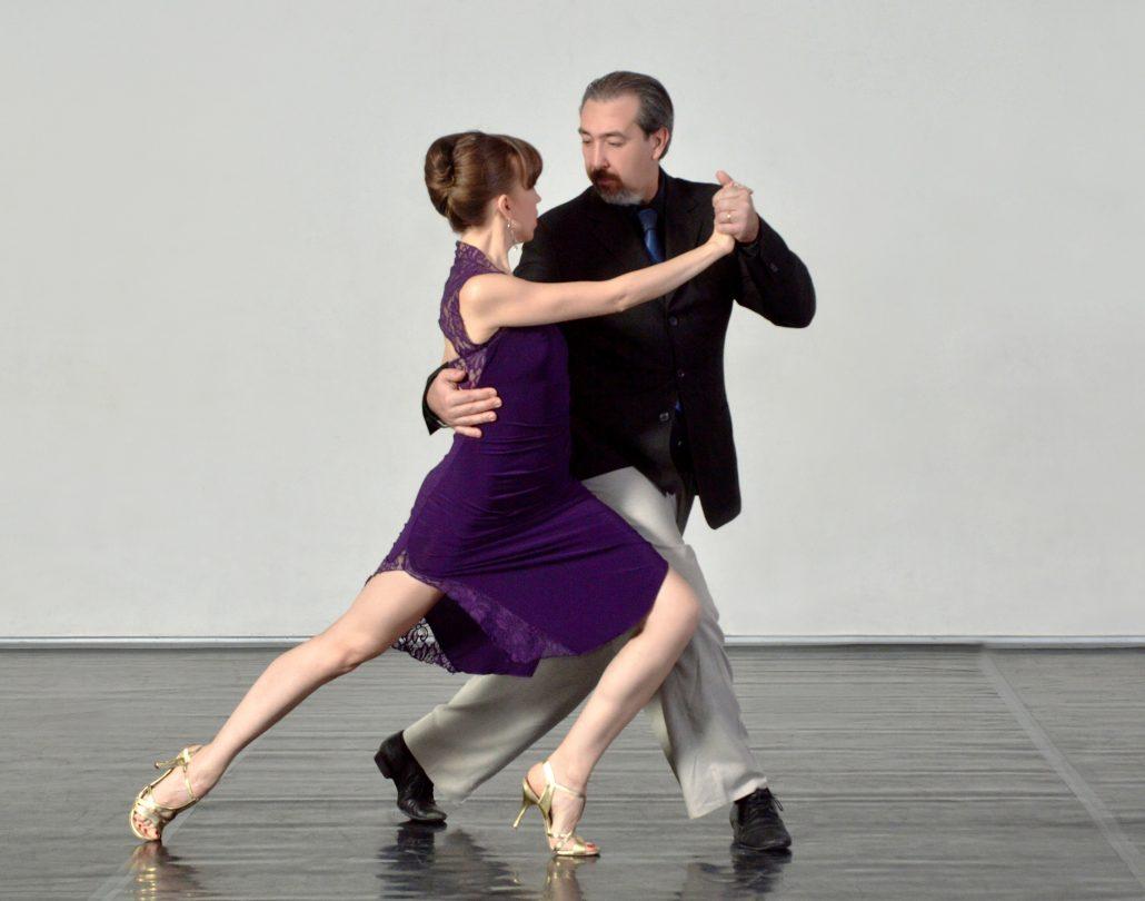 Corso di tango argentino intermedi