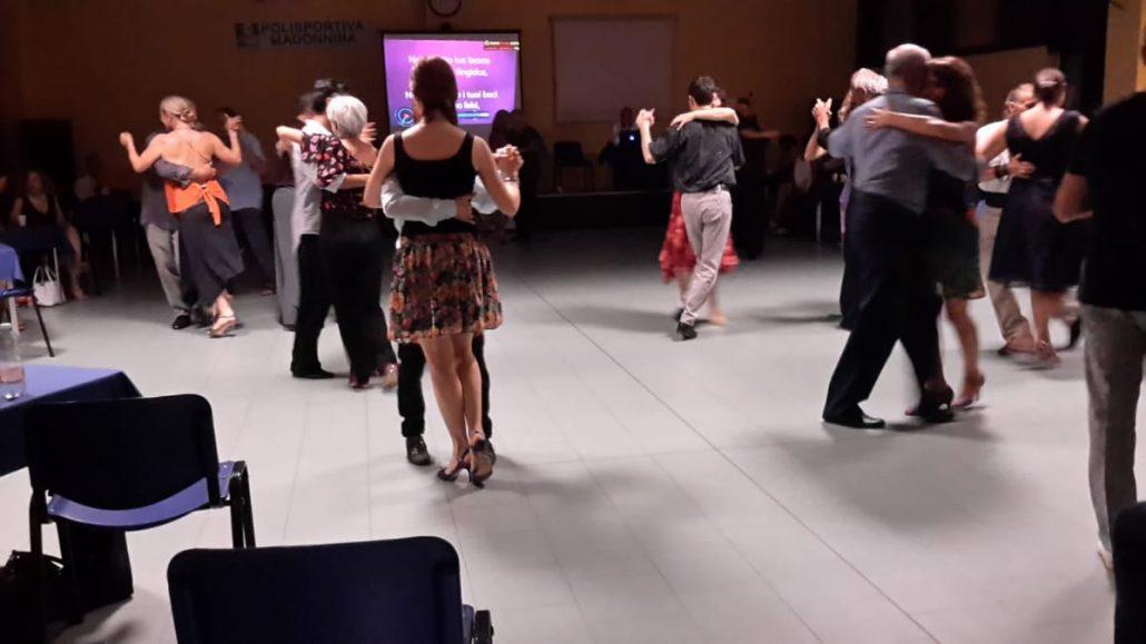 Tango argentino Modena